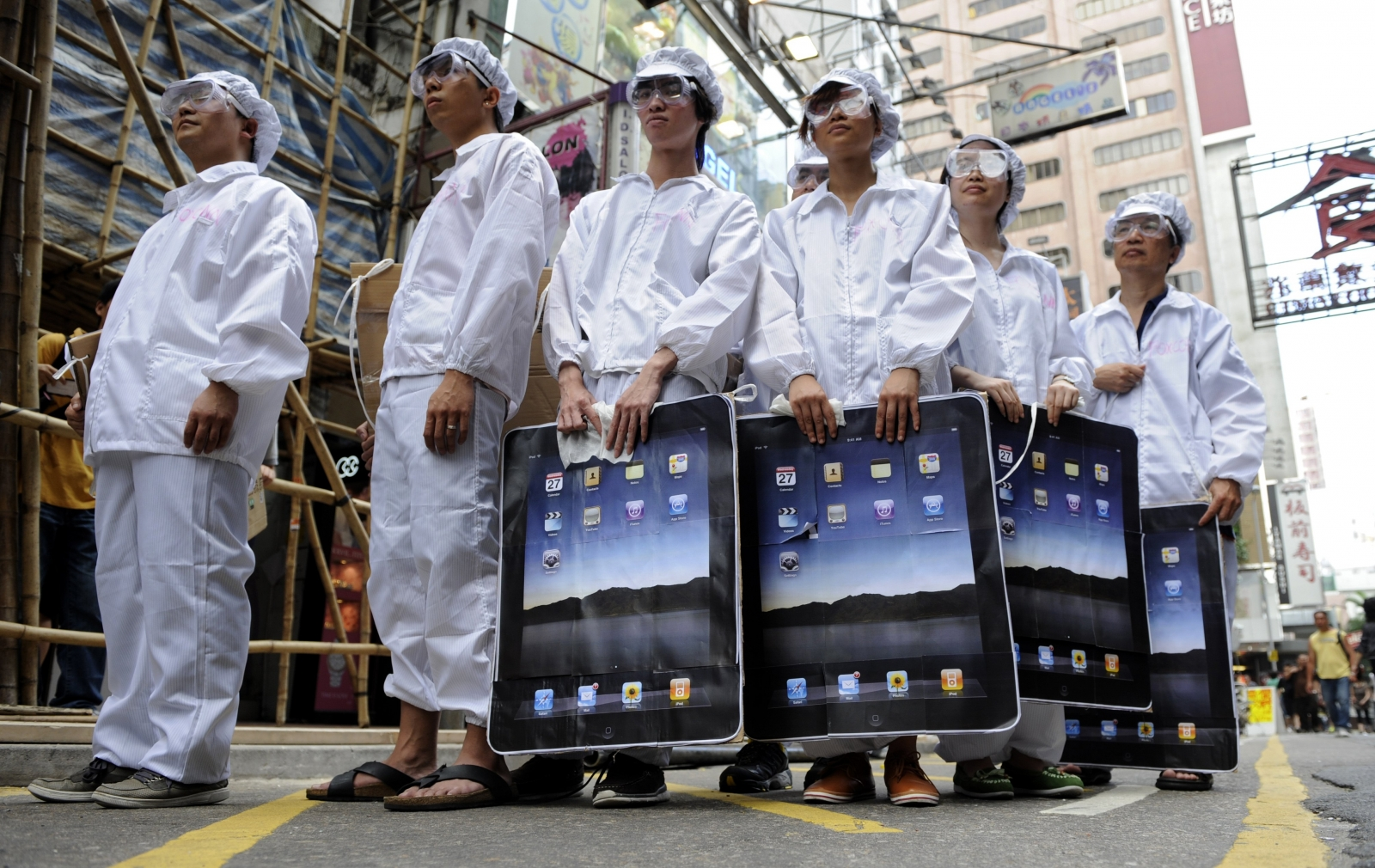 Foxconn workers strike over iPhone 5 demands, labor group says |Foxconn Factory Iphone