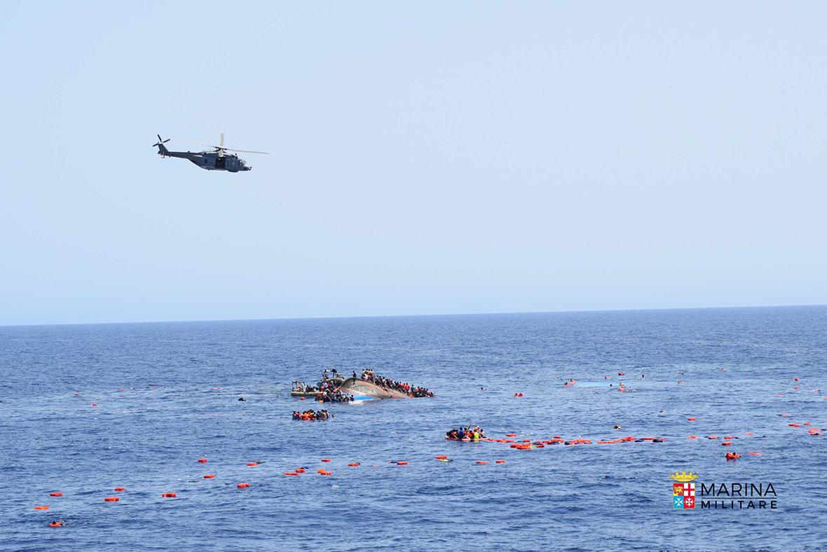 Refugees Libya