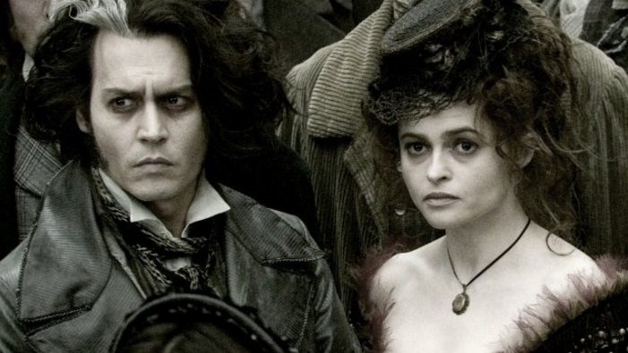 Sweeney Todd movie
