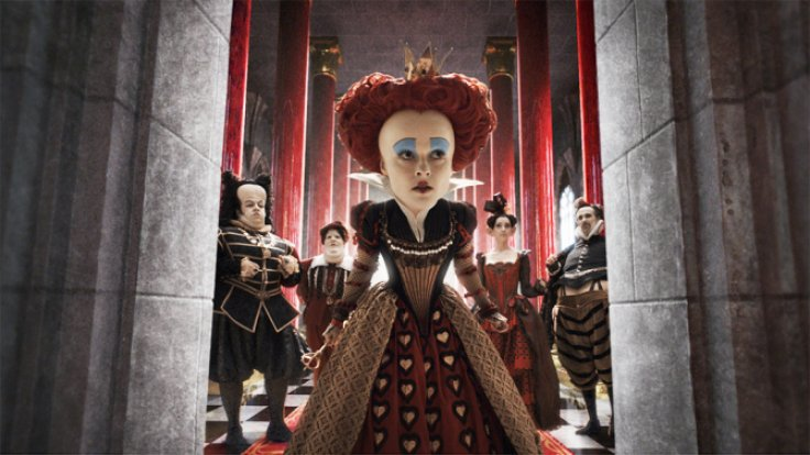 Helena Bonham Carter in Alice In Wonderland