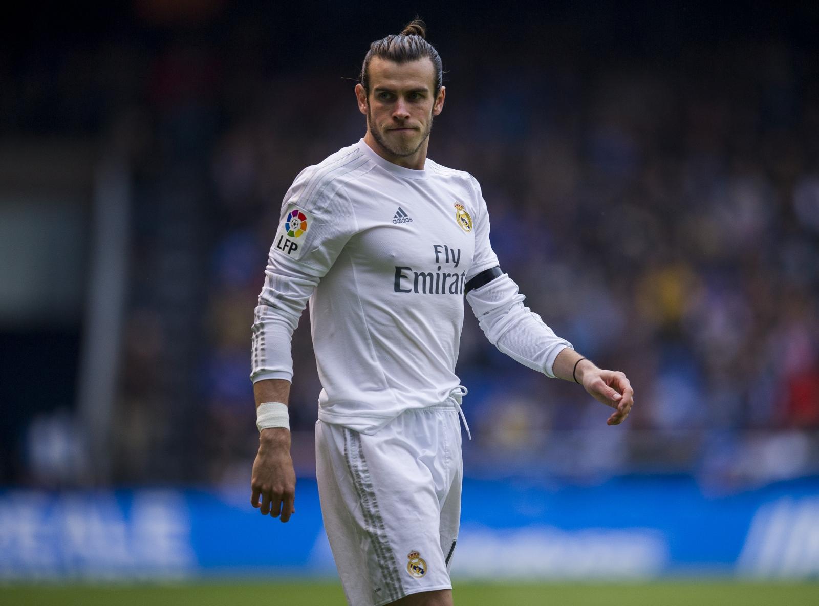 Madrid Liga La Gareth Bale reveals star the how  Real and