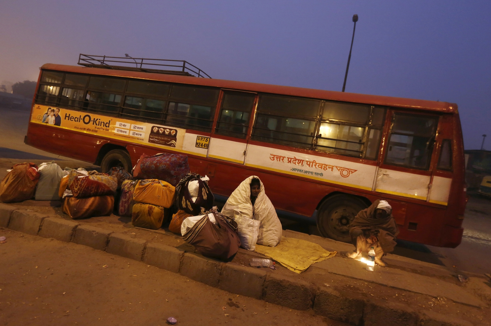 Indian buses