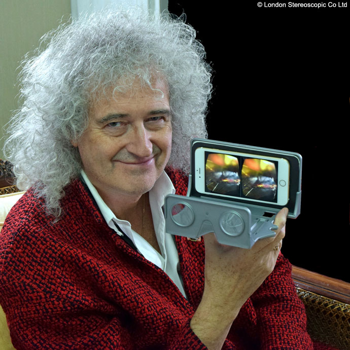 Brian May Owl VR Kit