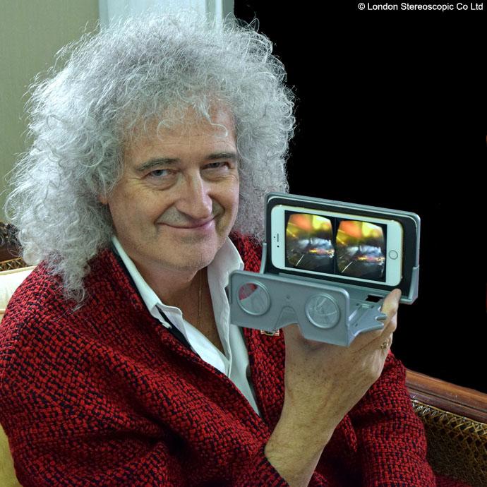 Brian May Owl VR Kit