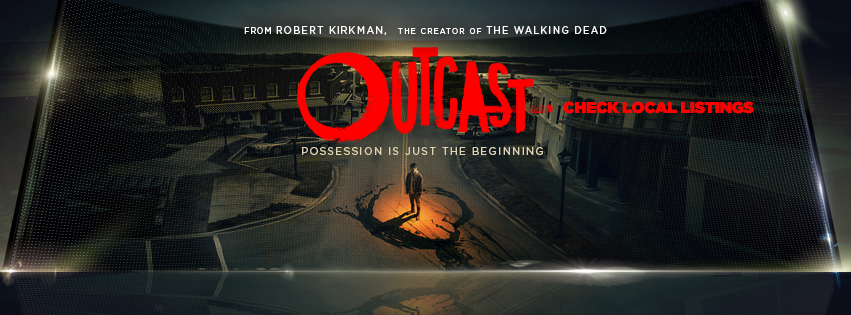 Outcast by Robert Kirkman