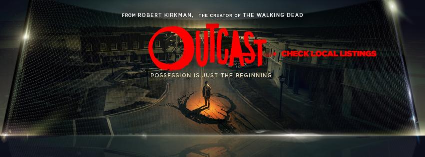 Outcast by Robert Kirkman