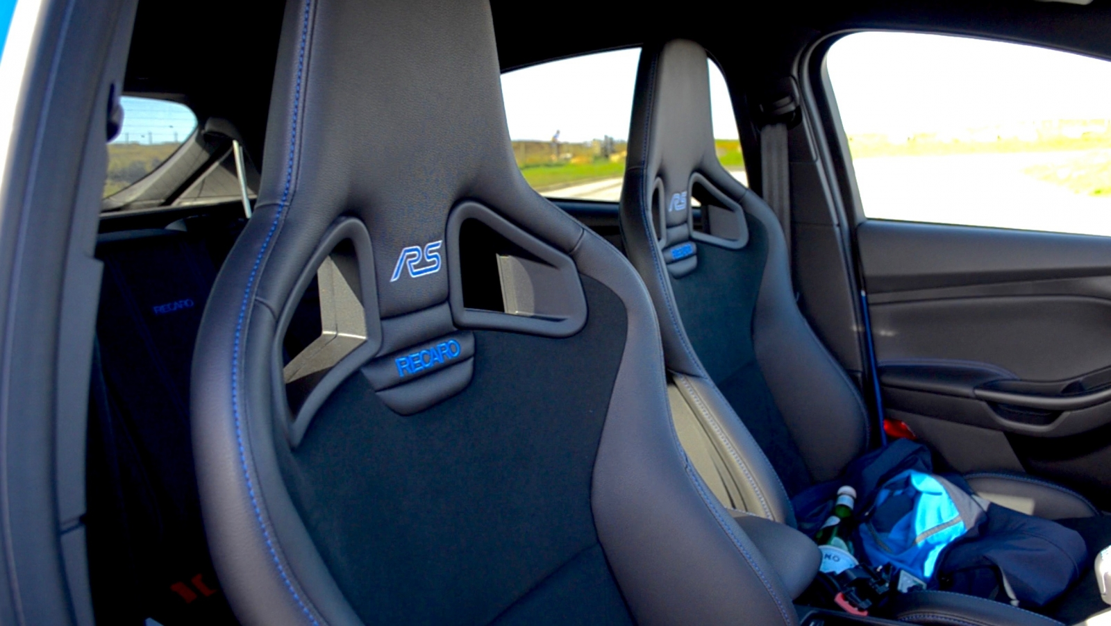 Ford Focus RS seats