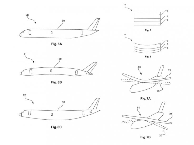 Airbus files patent for aircraft 3D printing