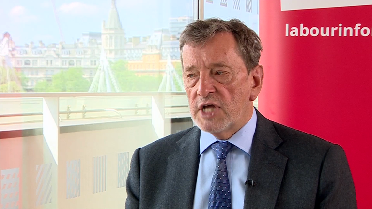 EU referendum: Labour grandee David Blunkett attacks leave campaign