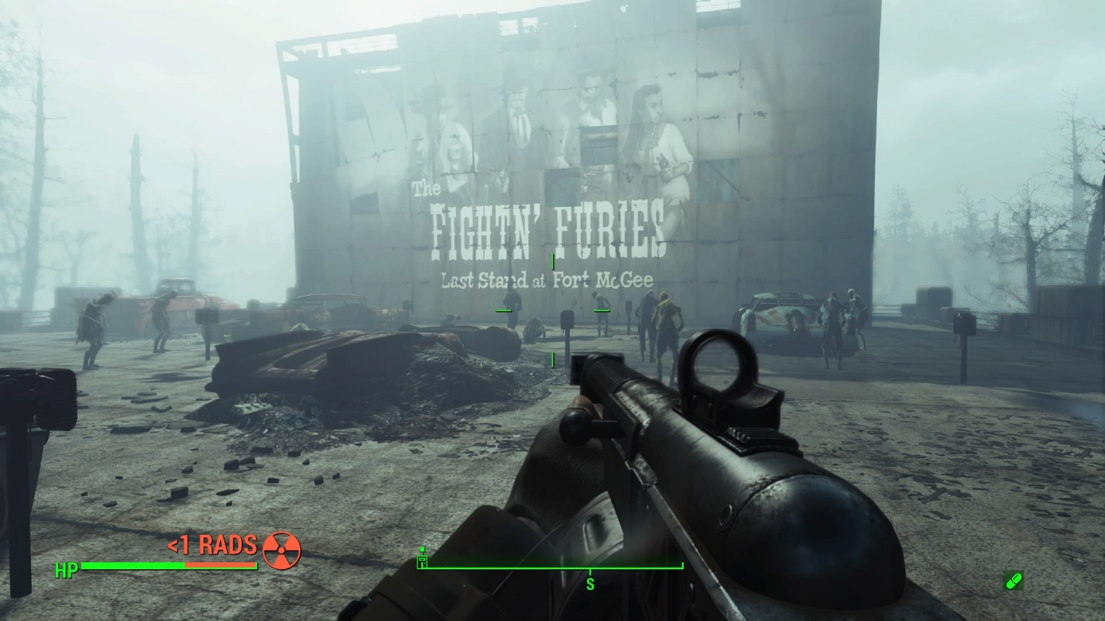 Fallout 4 Far Harbor cinema