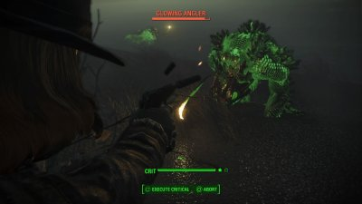 Fallout 4 Far Harbor creatures
