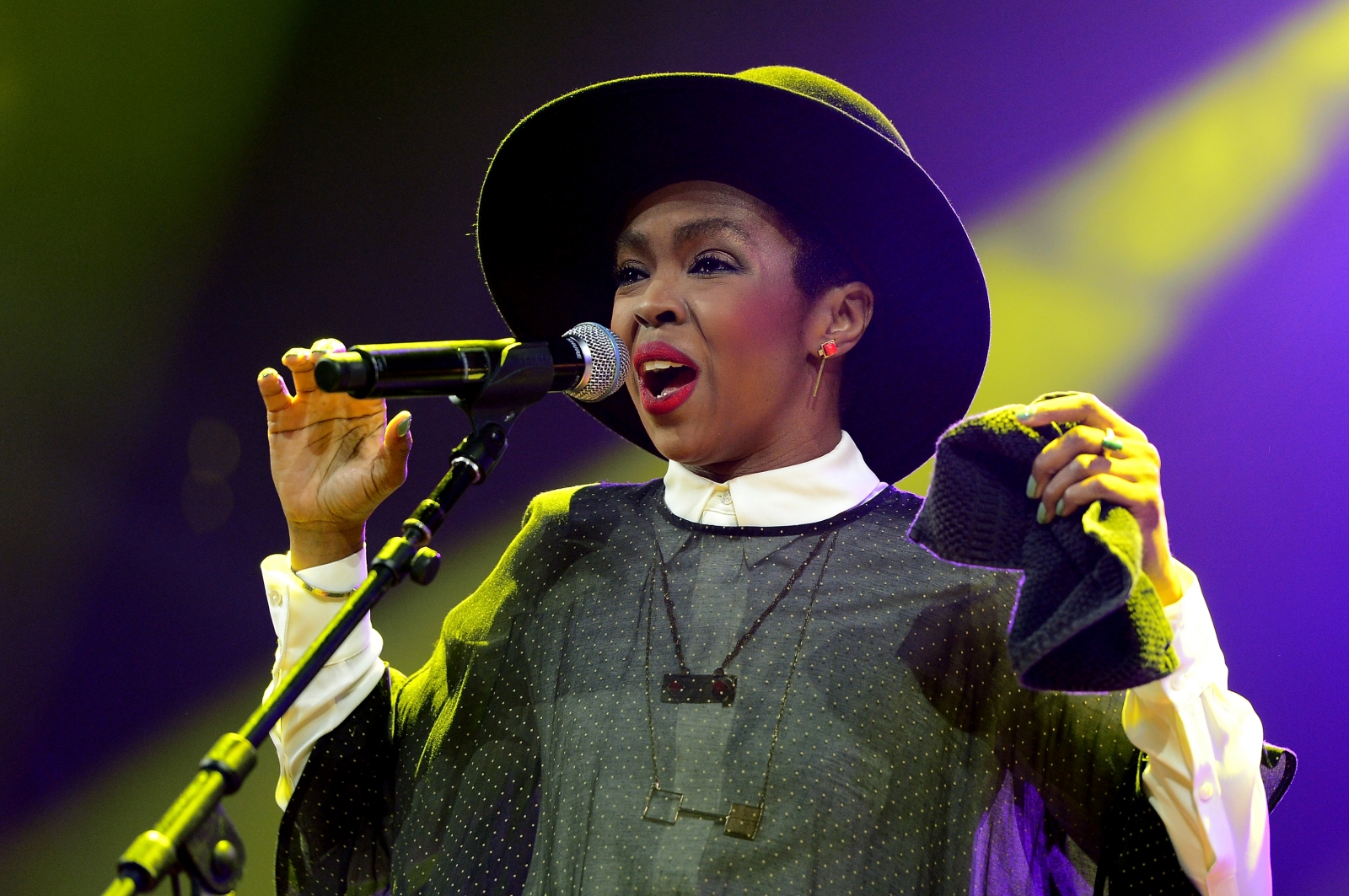 Lauryn Hill birthday
