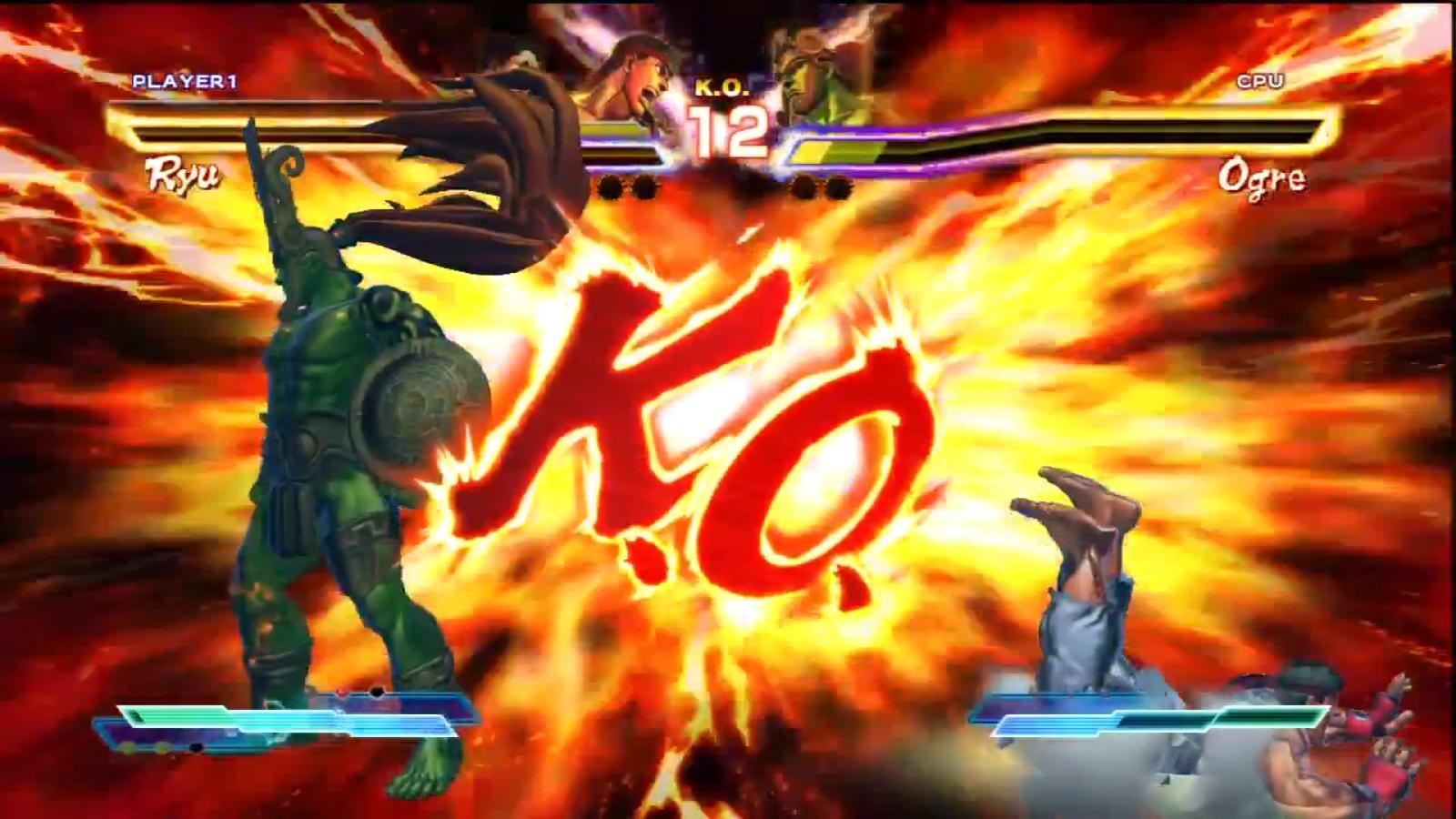 Street Fighter K.O.