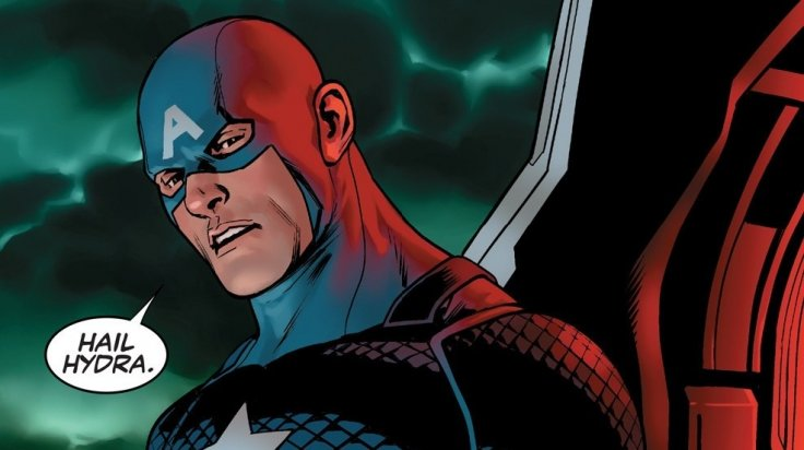captain america Hydra agent