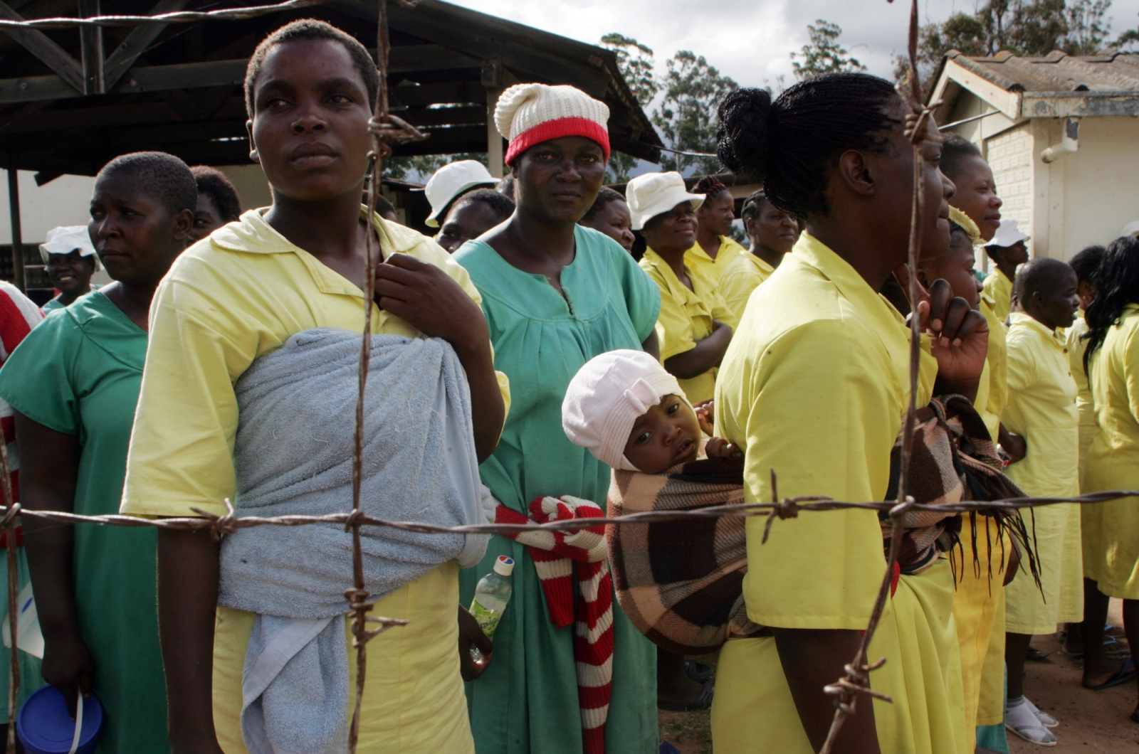 Zimbabwe prisoners pardon