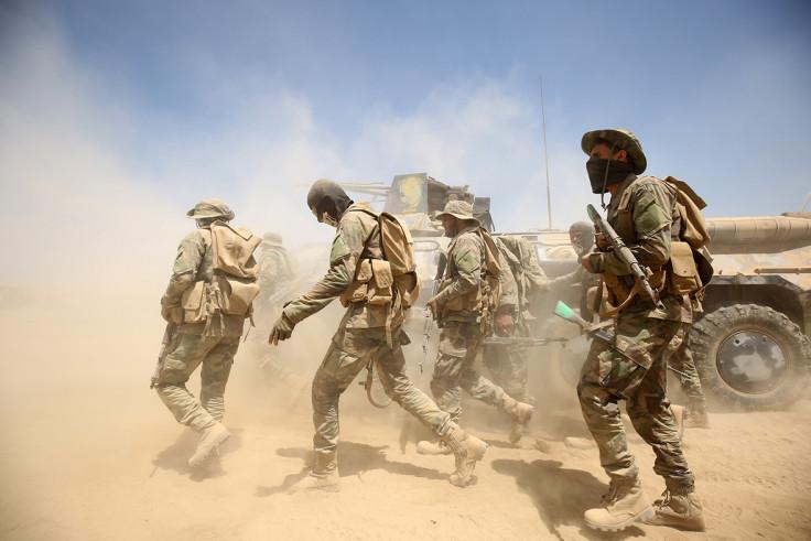 Fallujah assault