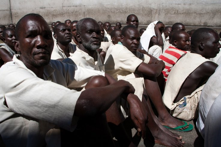Zimbabwe's overcrowded prisons