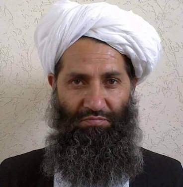 Taliban new leader peace talks