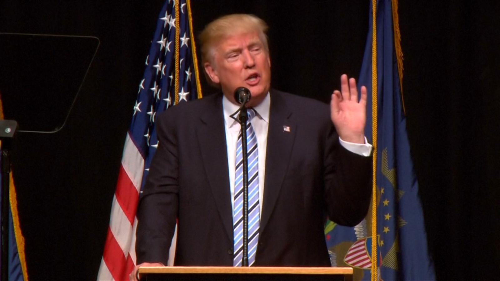 Donald Trump vows to exit Paris climate agreement