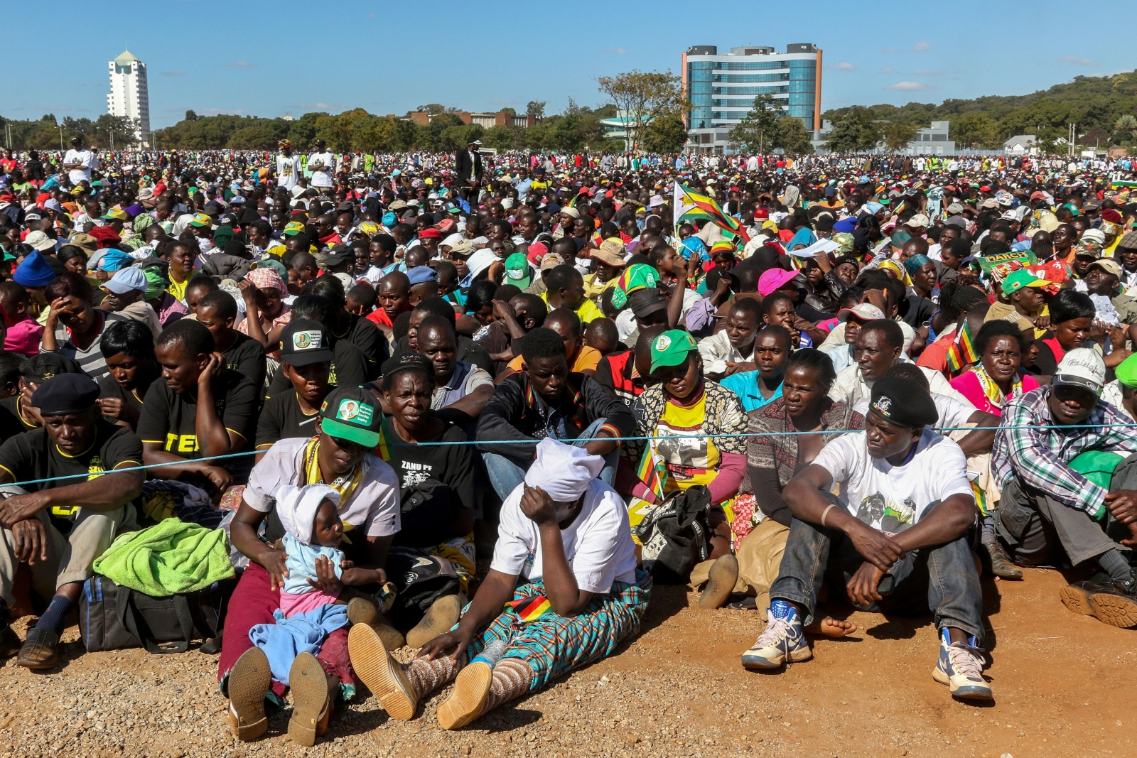 Million Man March Zimbabwe