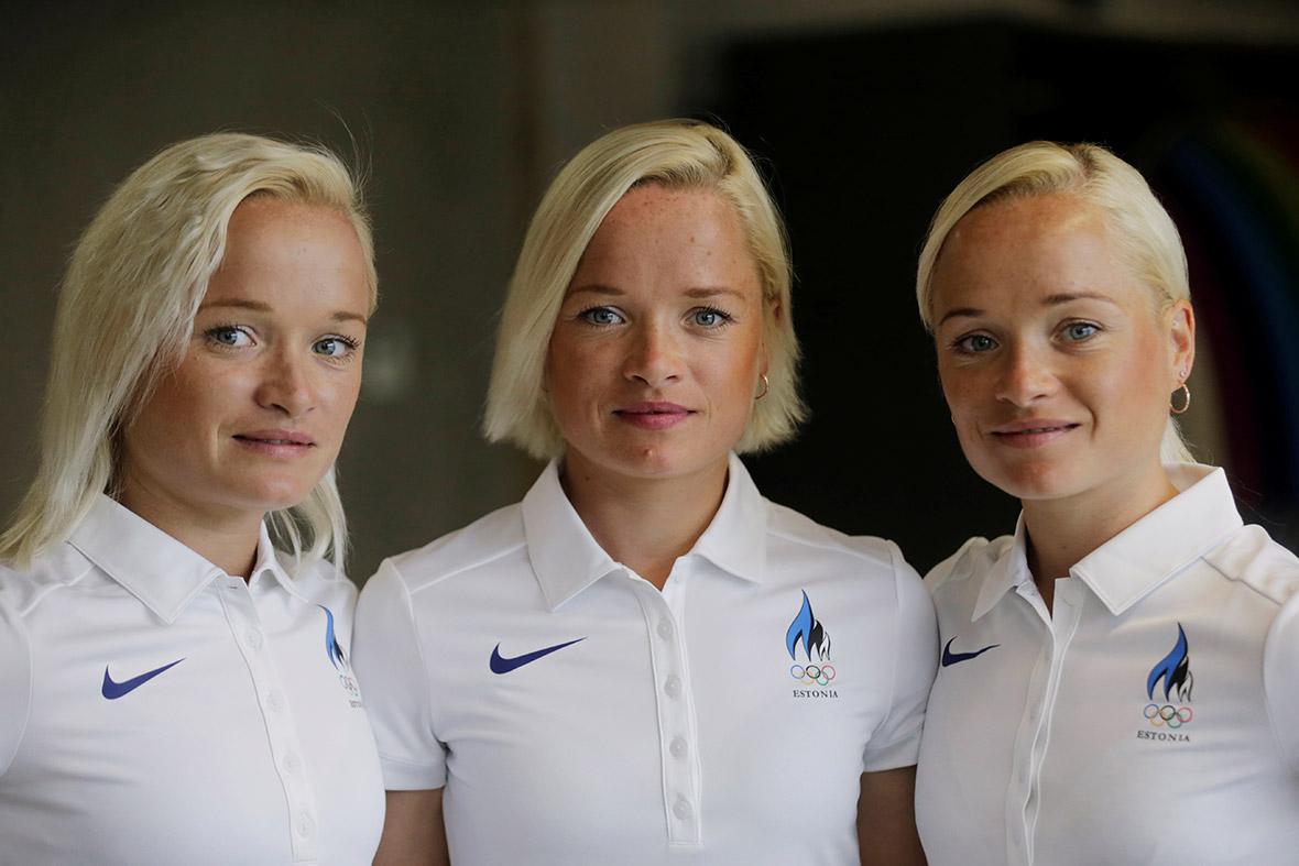 Luik triplets Estonia