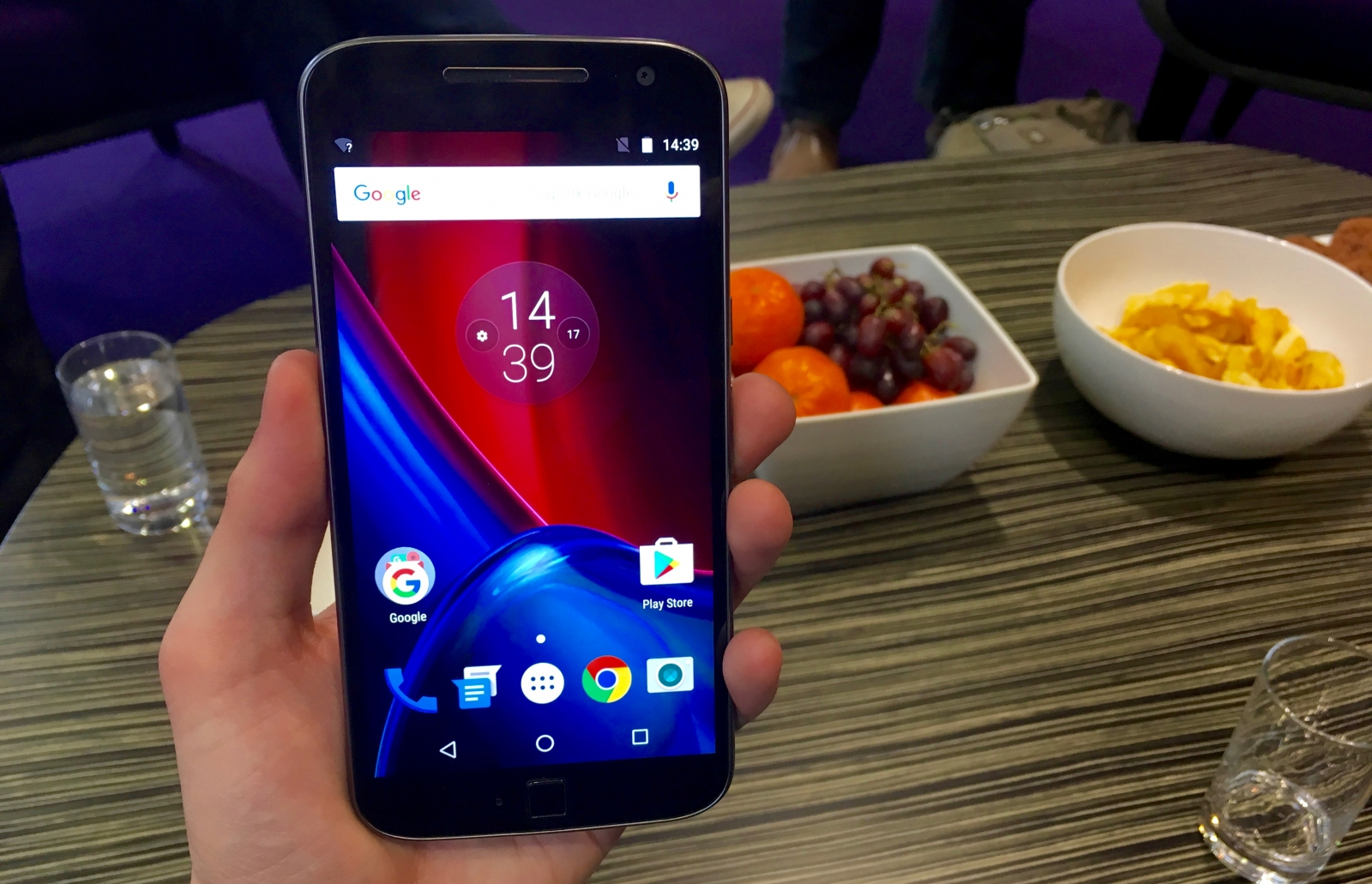 Moto G4 Plus review: Big screen and better camera improve