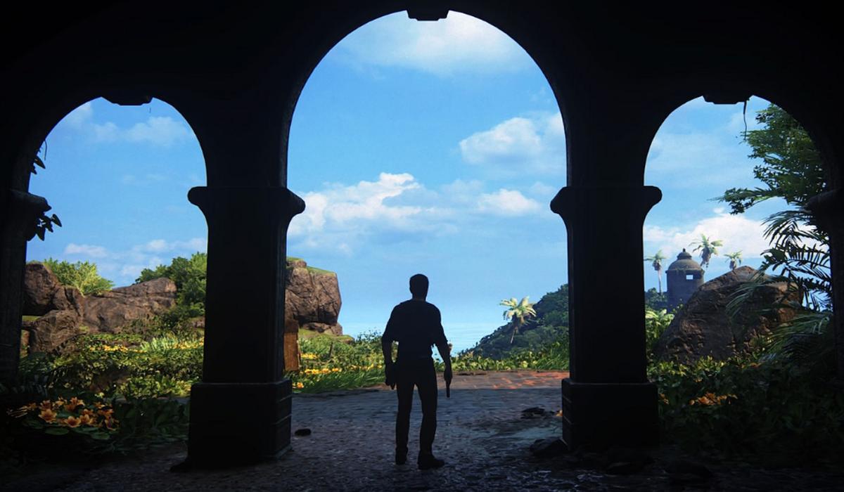 Uncharted 4 screenshot