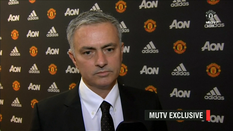 Jose Mourinho: Manchester United job has come at the perfect moment in my career