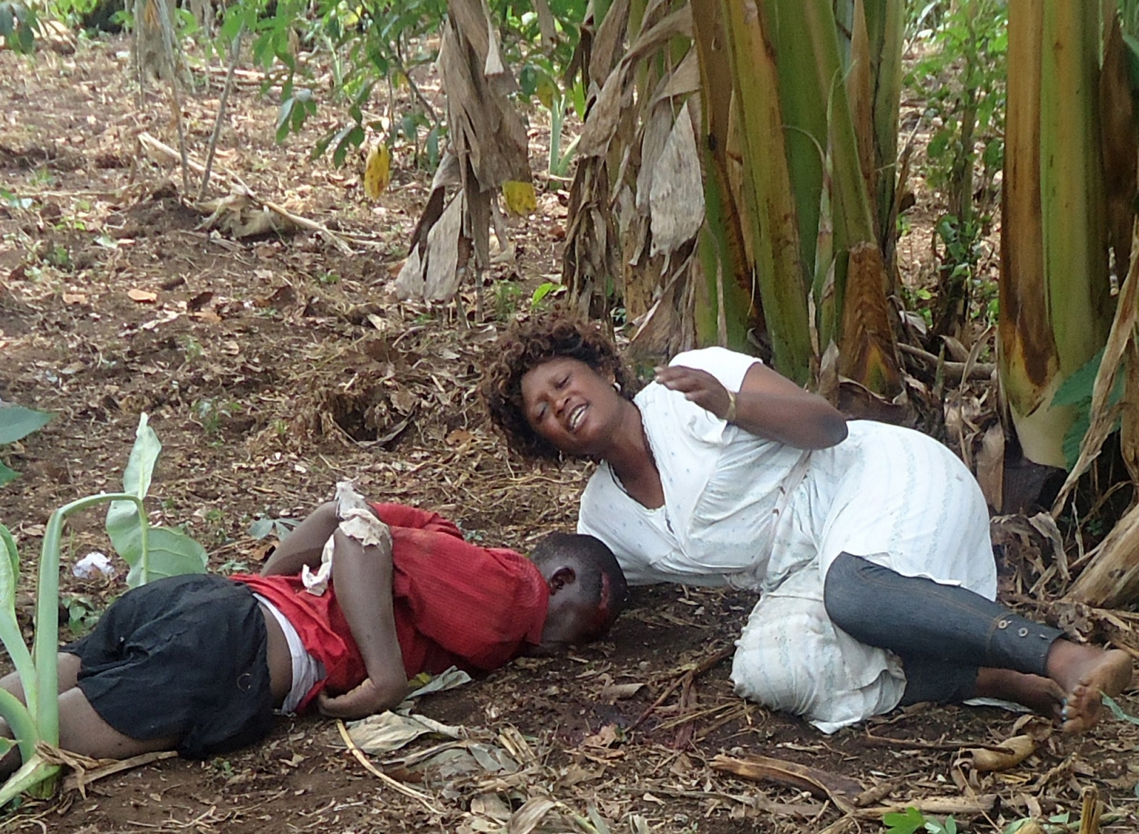 Massacres in Beni, DRC