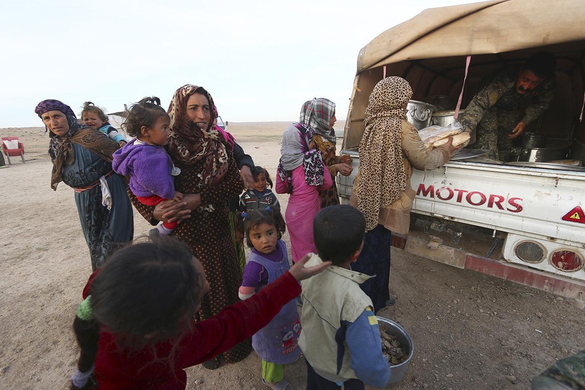Syria aid