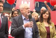 EU Referendum: Ed Miliband and Jeremy Corbyn unite to back remain campaign