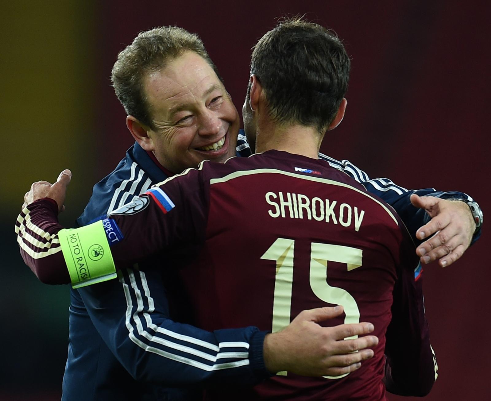 Russia and Leonid Slutsky