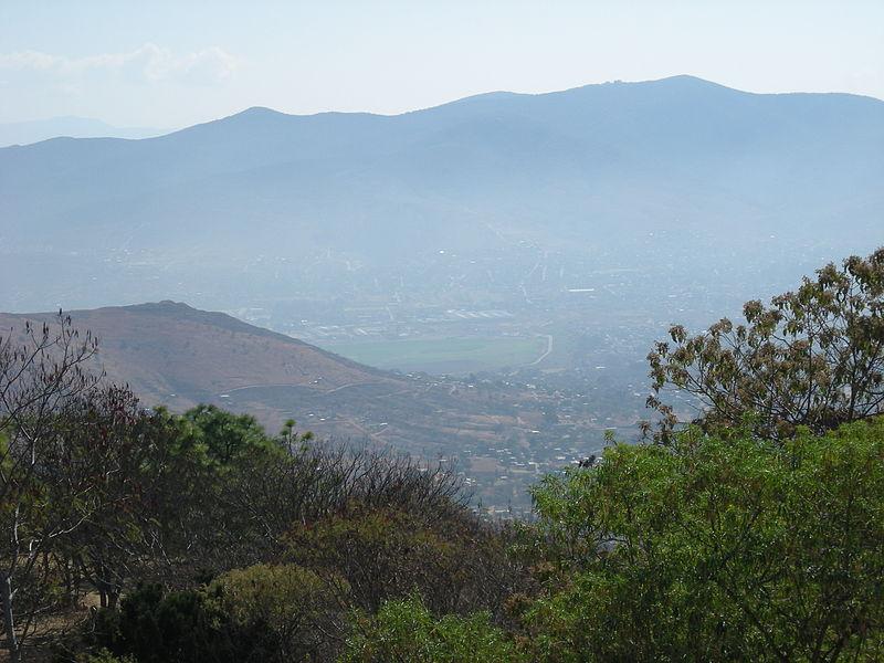Oaxaca Valley