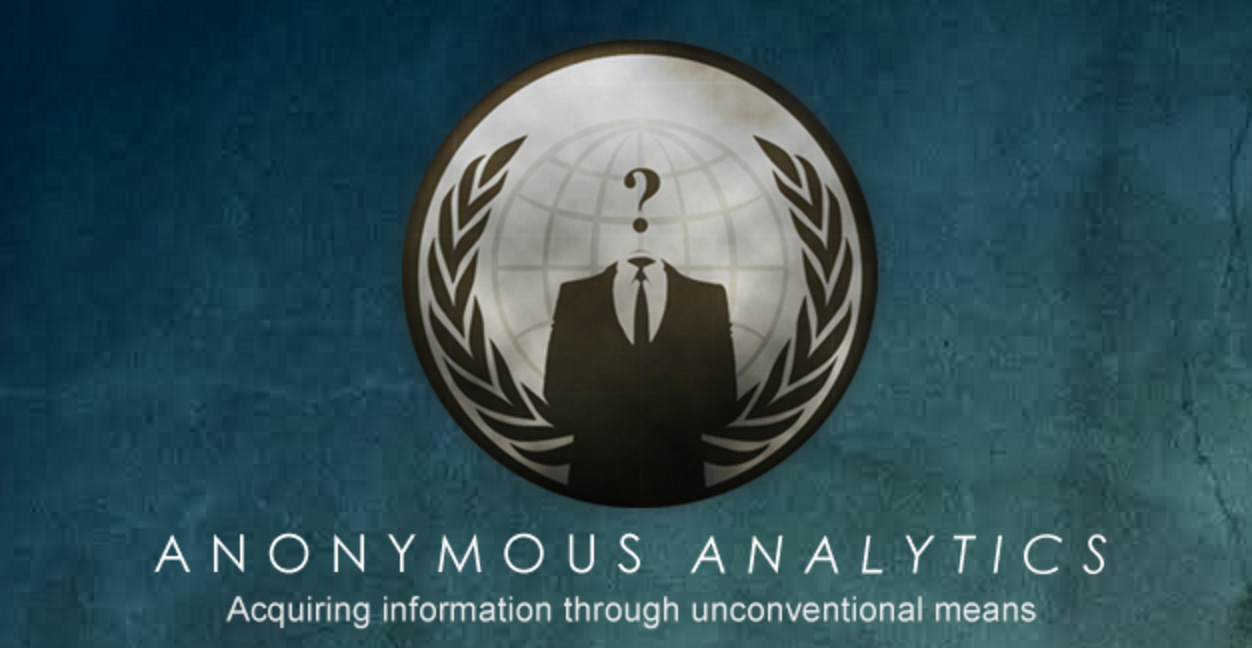 Anonymous Analytics