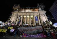 Brazilian protest