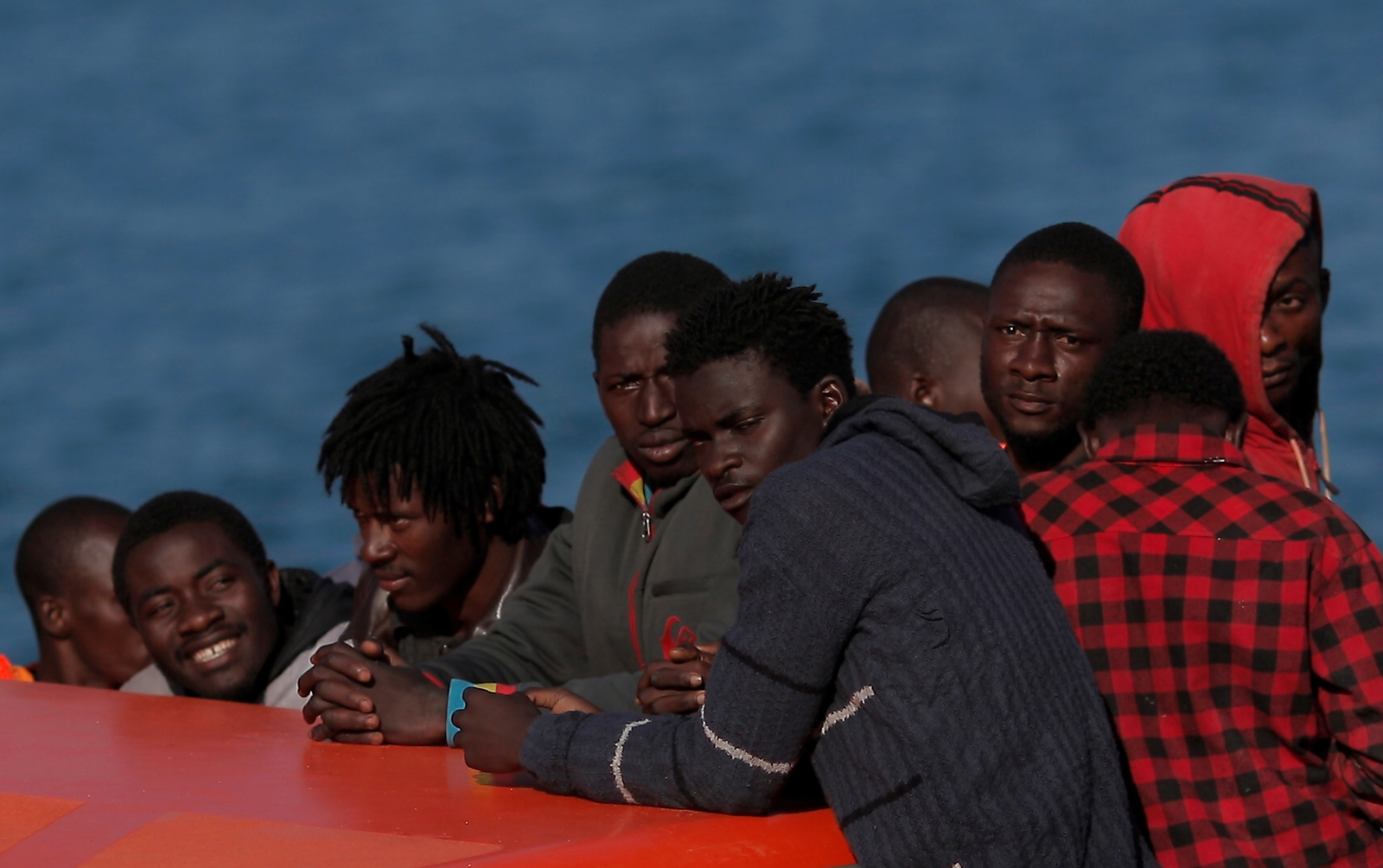 migrant crisis Mediterranean may 2016 drownings