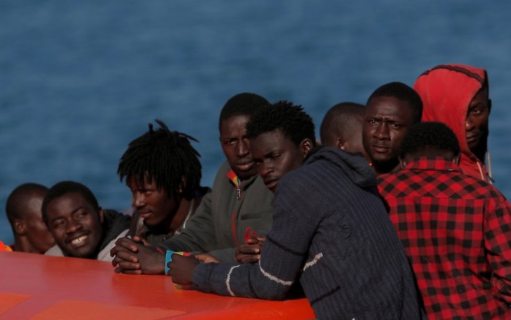 migrant crisis Mediterranean may 2016 drownings