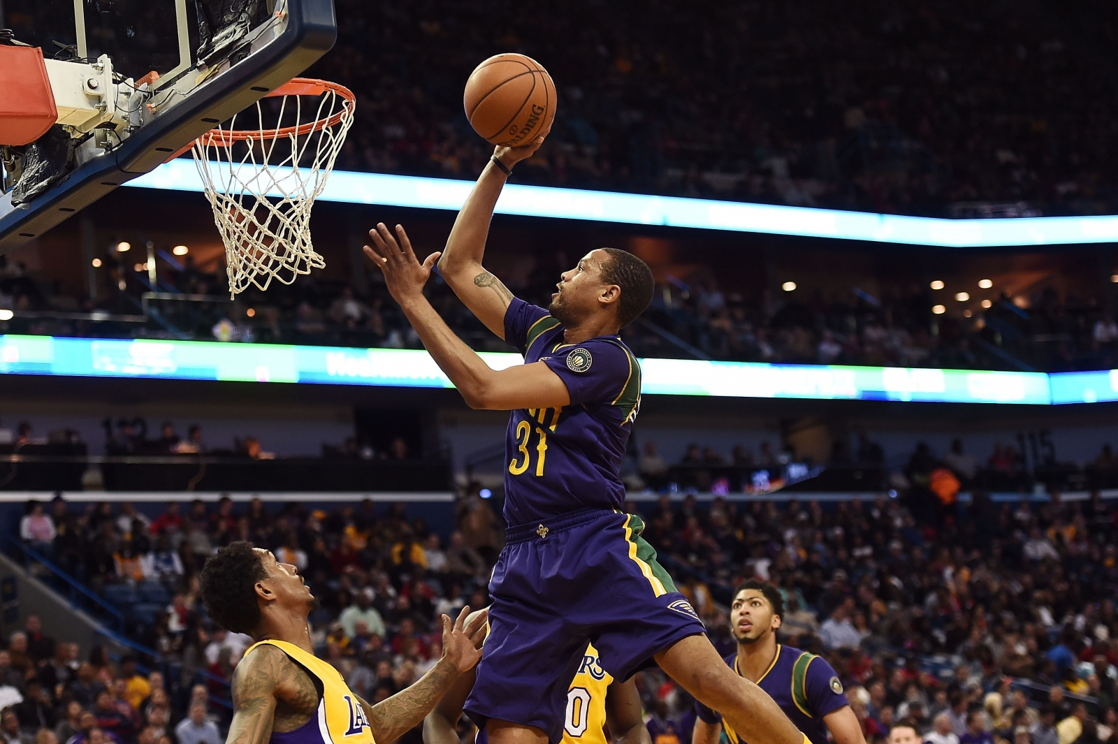 Bryce Dejean-Jones New Orleans Pelicans