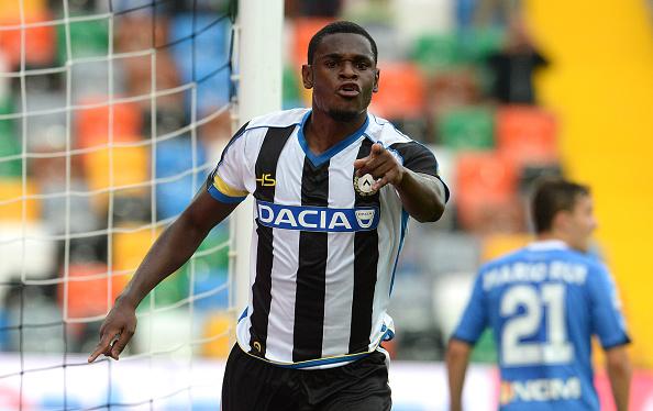 Arsenal transfer news udinese president confirms gunners for Divano zapata