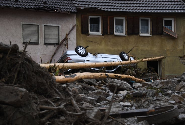 Germany flood