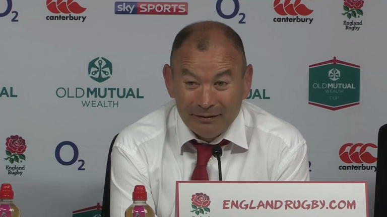 Eddie Jones slams 'negative reaction' to George Ford's performance after England beat Wales