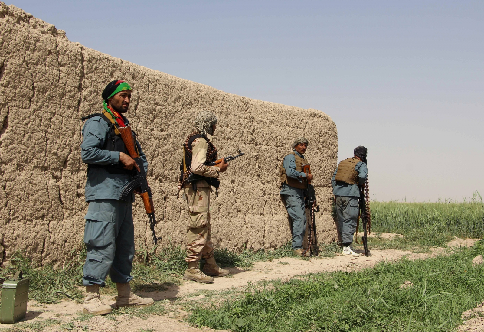 Afghanistan Taliban Helmand offensive