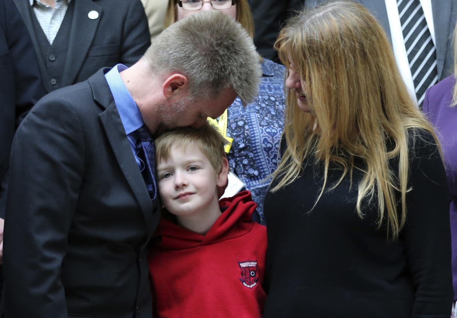 Australian family facing deportation