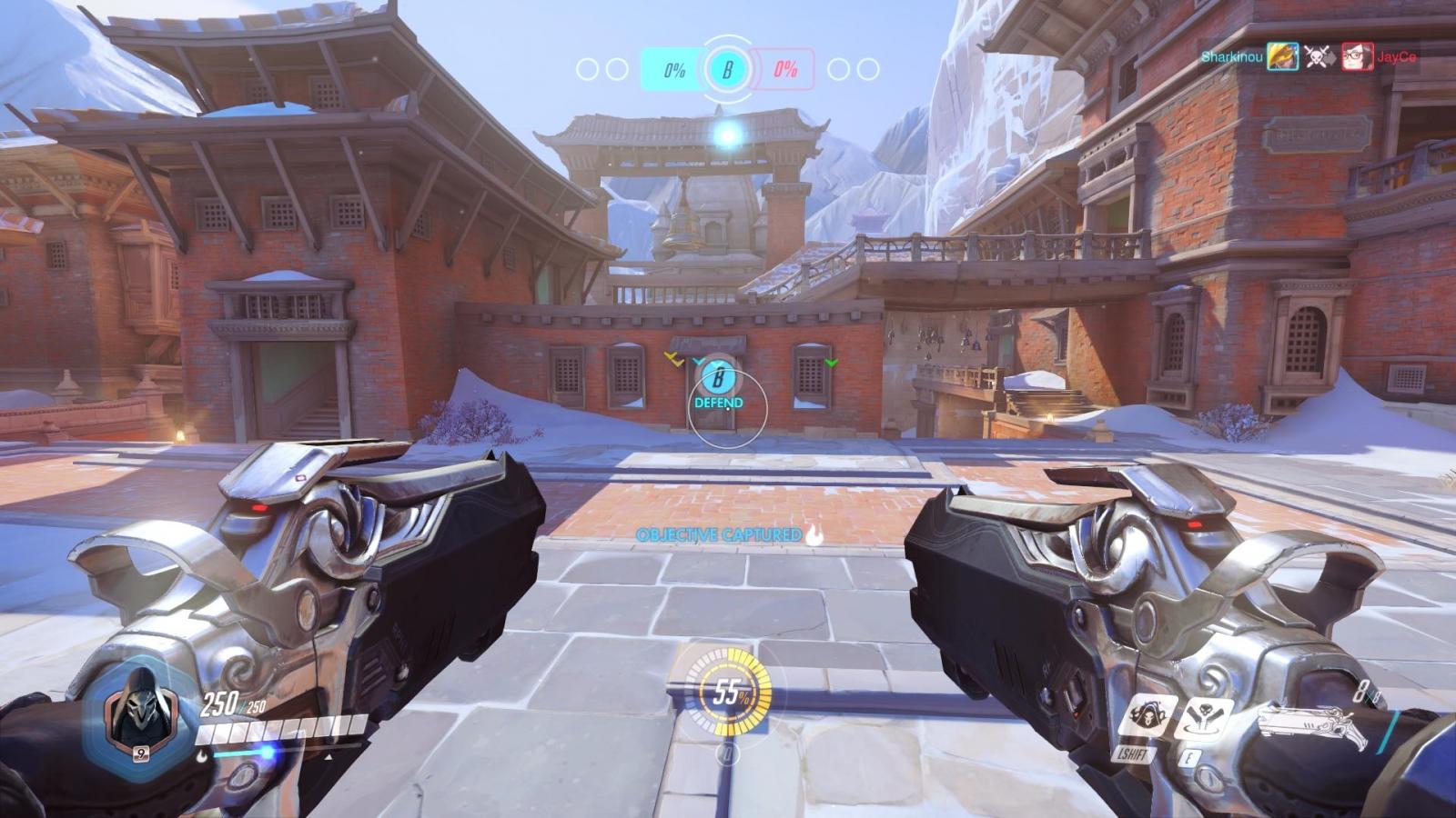 Overwatch screenshot PC