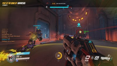 Overwatch screenshot PC