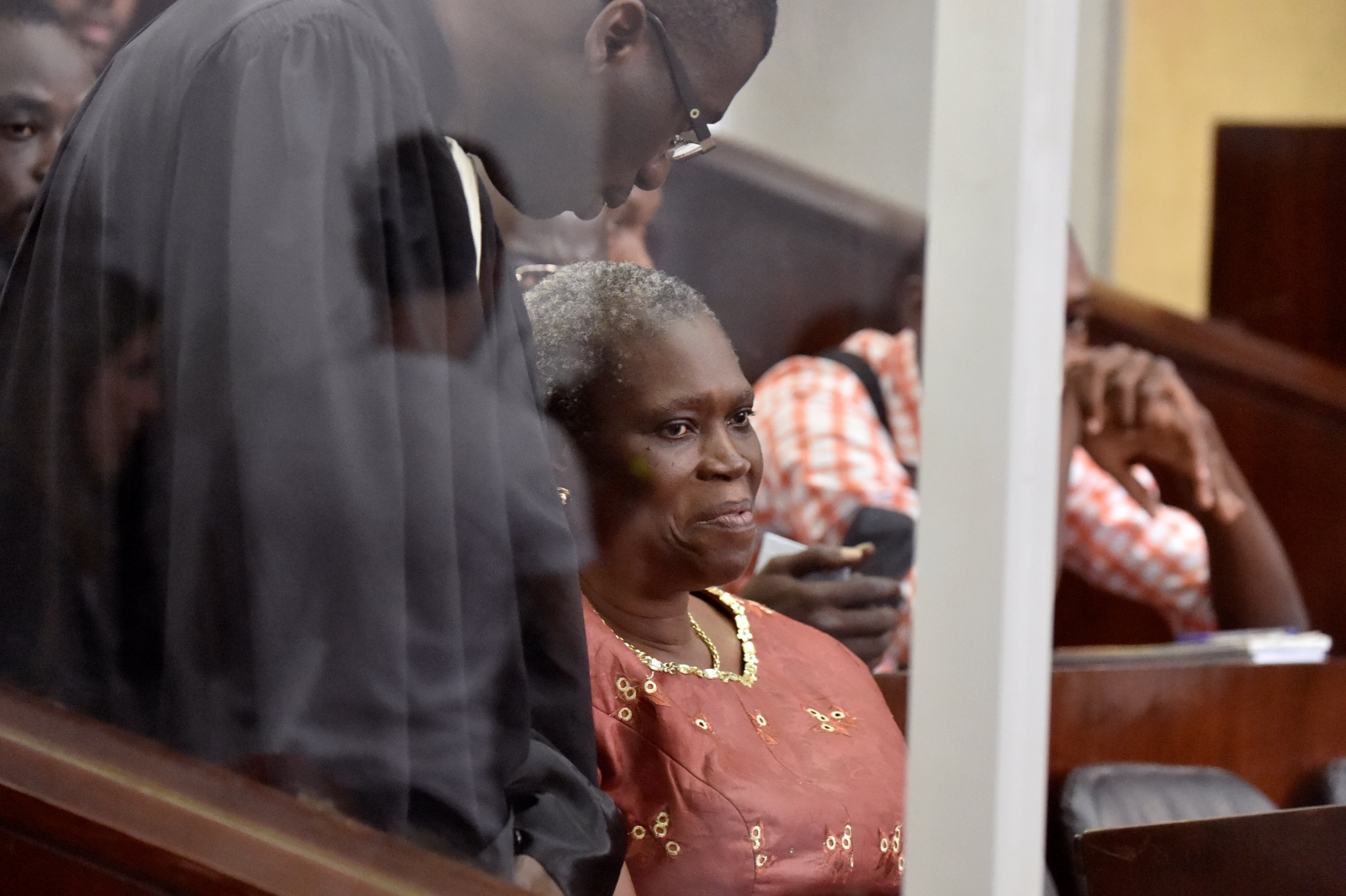Ivory Coast first lady Simone Gbagbo trial
