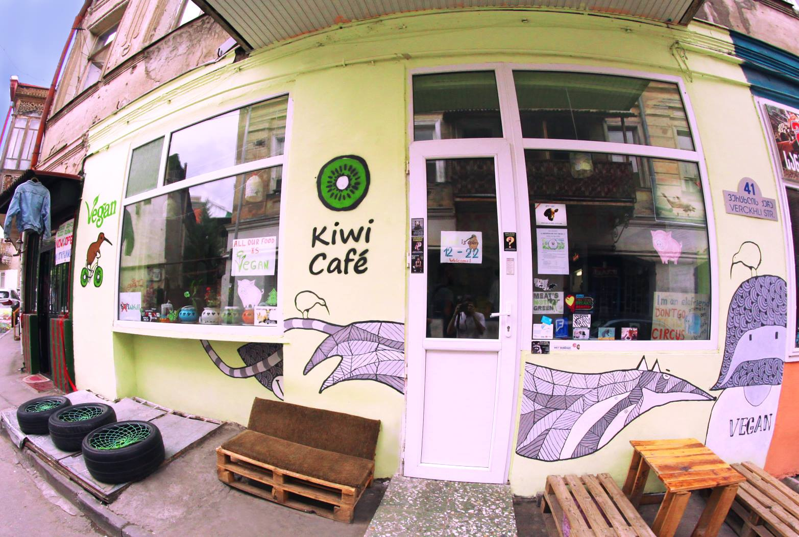Kiwi Café