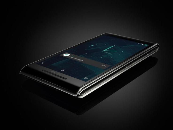 Solaris smartphone