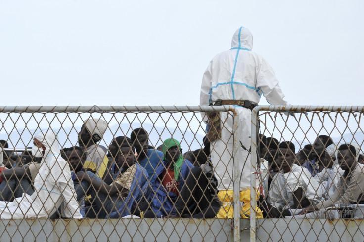 Refugee crisis Italy