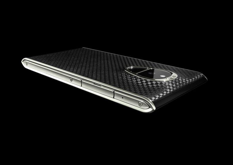 Sirin Labs Solaris smartphone